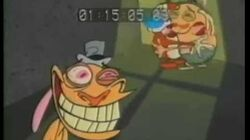 Ren Stimpy Don't Whiz On The Electric Fence!