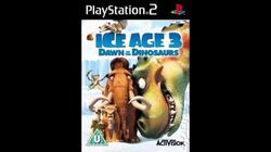 Ice Age 3 Dawn of the Dinosaurs Game Music - Root of All Evil