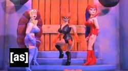 She-Ra's Aunt Flo Robot Chicken Adult Swim