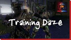 Training Daze – Episode 5 – Red vs