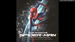 The Amazing Spider-Man Soundtrack - 16 - Lizard At School ! HD