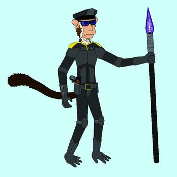 Warden Croker
