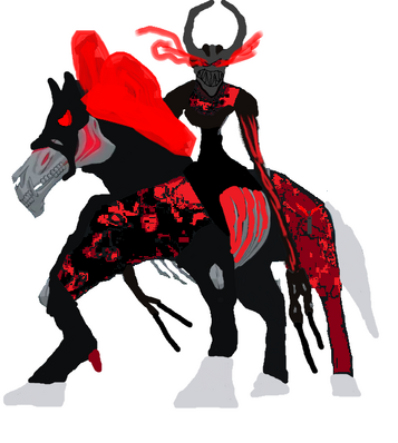 Segrego Blood Demon Form