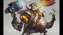 Ratchet and Clank Future Tools of Destruction Soundtrack - Captain Slag