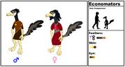 Economator Species