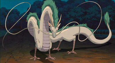 Haku (Dragon Form)