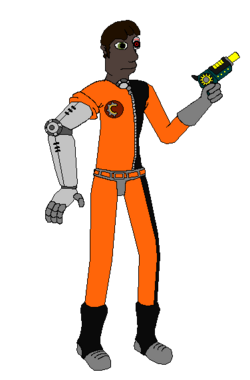 Captain Bodar