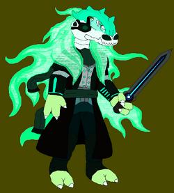 Captain Quaestor (Spirit Form)