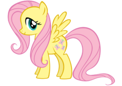 Fluttershy vector by tigersoul96-d46yq6g