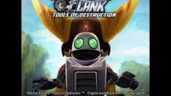 Ratchet & Clank Future Tools of Destruction - Sargasso