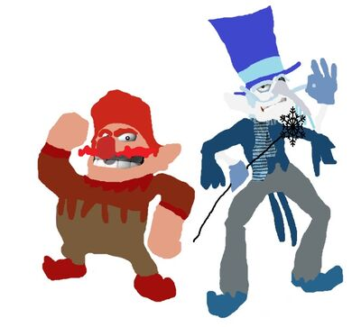 The Miser Bros