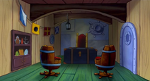 Krab's Office