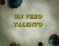 Un vero talento