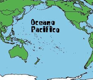 MappaOceanoPacifico