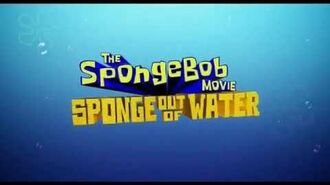SpongeBob Movie 2 Sponge Out of Water TV Spot 7 (January 12th, 2015) (First On YouTube!)