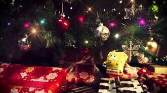 SpongeBob Sponge Out of Water - Happy Holidays