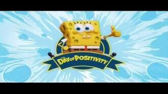 SpongeBob's Day of Positivity! January 5th, 2015, only on Nickelodeon! (First On YouTube!)