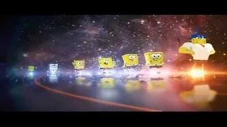 SpongeBob Movie 2 Sponge Out of Water Evolution Squared (TV Spot 1) (12 16 14) (First On YouTube!)