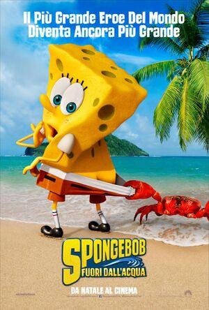 Spongebob-fuoridallacqua