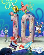 Prnphotos082938-nickelodeon-spongebob-10th-anniversary2