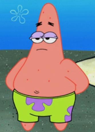 patrick star spongepocalypse fanonia spongebobia fandom