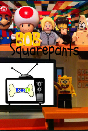 Bob Squarepants Poster!