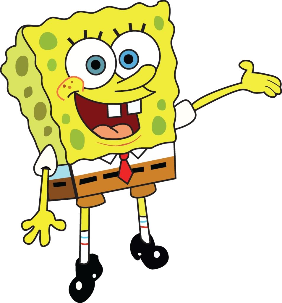 SpongeBob SquarePants. SpongeBobSM