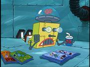 Robot Spongebob2