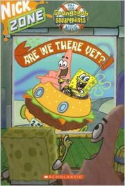 SpongeBob Are We There Yet Book