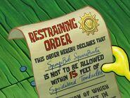 Restraining SpongeBob (19)