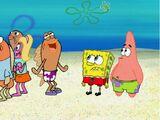 SpongeBob SquarePants (character)/gallery/Sun Bleached
