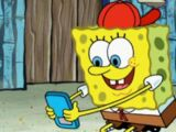 SpongeBob's grandson