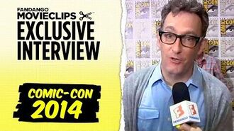 Tom Kenny 'The SpongeBob Movie- Sponge Out of Water' Exclusive Interview- Comic-Con (2014) HD