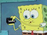 SpongeBob's Tiny Piano