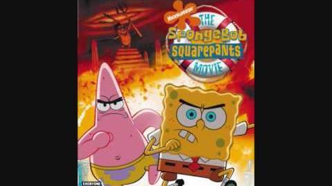 Spongebob movie game music Final battle