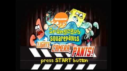 Lights, Camera, PANTS! Soundtrack - Rubble Rabble