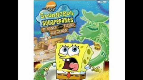 SpongeBob Revenge of the Flying Dutchman soundtrack Reef Blower costume