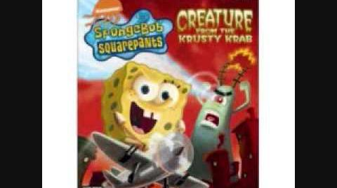 Creature from the krusty krab music Starfishman to the rescue!