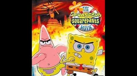 The Spongebob Movie music (GameCube) - Title and Pause