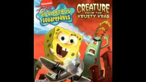 Spongebob CFTKK music (PS2) - Rocket Rodeo 2