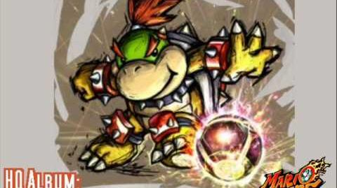 Bowser Jr's Theme - HQ Album Mario Strikers Charged Football