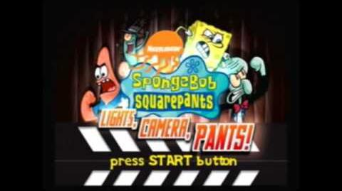 Lights, Camera, PANTS Soundtrack - Title Screen-1