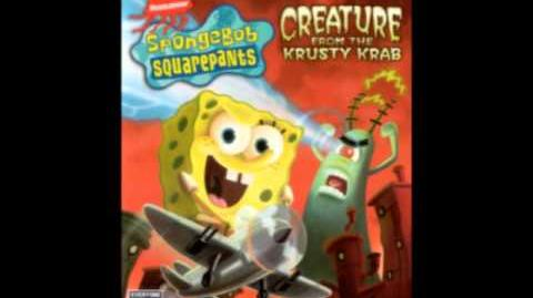 Spongebob CFTKK music (PS2) - Rooftop Rumble