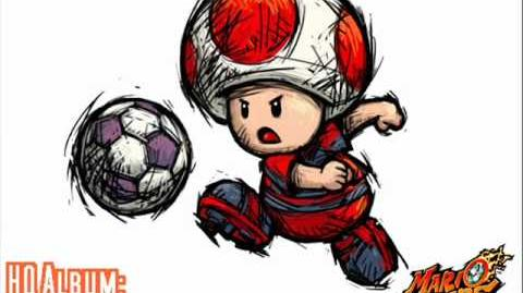 HQ Album Toad's Theme - Mario Strikers Charged Football