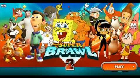 Super Brawl 2 music - Petropolis