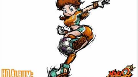 HQ Album Daisy's Theme - Mario Strikers Charged Football