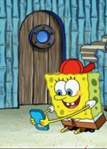 SpongeBob's kleinzoon