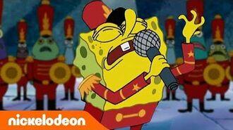 SpongeBob SquarePants - Aflevering in vijf minuten- Band nerds - Nickelodeon Nederlands
