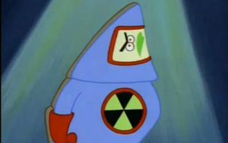 Atomische Platvis