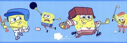 Sporten spongebob